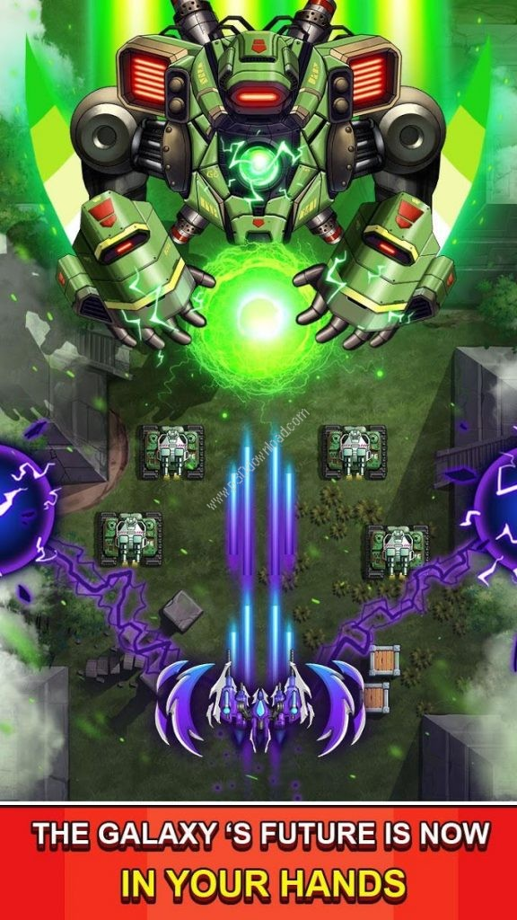 Space Squad Galaxy Attack Screenshot 1